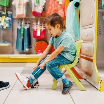 Dziecięce buciki – jak je wybrać?